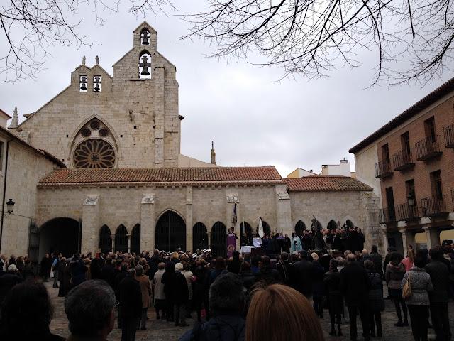 casco antiguo de Palencia