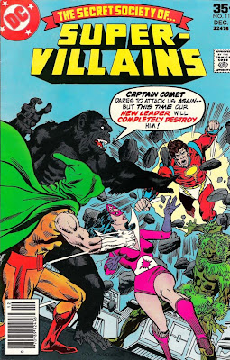 Secret Society of Super-Villains #11
