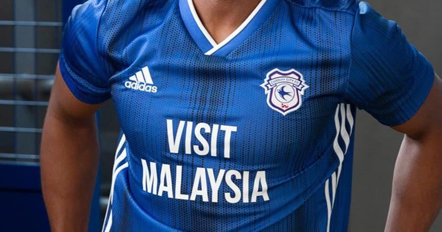 Teamwear Adidas Cardiff City 19 20 Home Kit Released