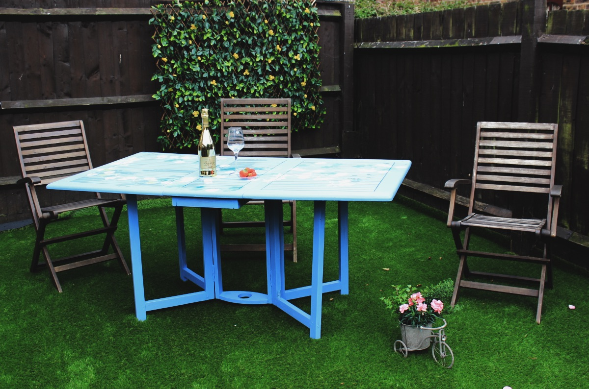 Carpetright Artificial Grass Garden Transformation
