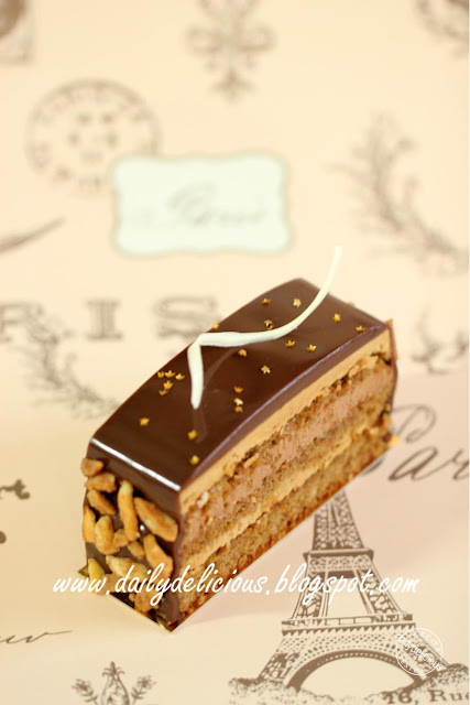 Special Coffee Cake