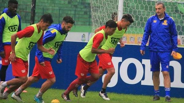 Target Utama Persiba Balikpapan Menang Lawan Gresik United