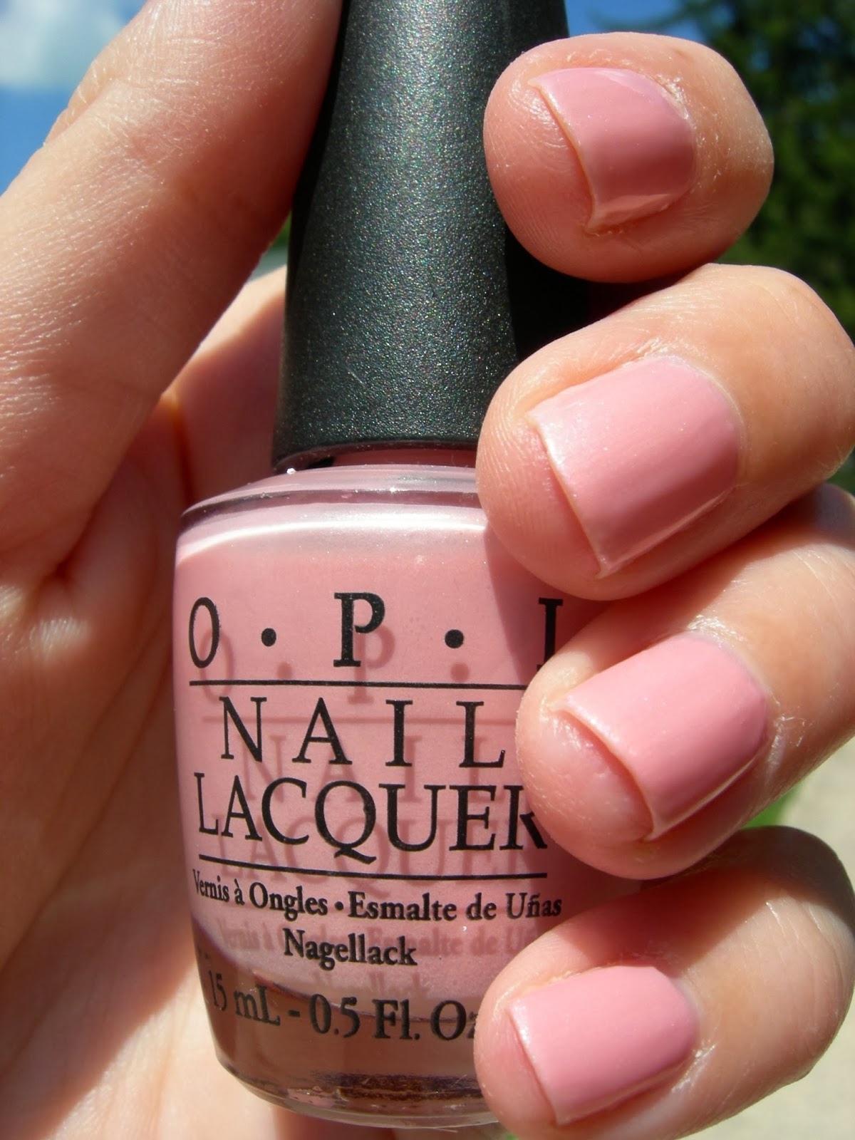 Fashion and Fiction: Polished Up Tuesday: OPI's Suzi & the ...
