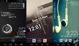 Tutorial Home Screen Xiaomi Dengan Zooper Widget