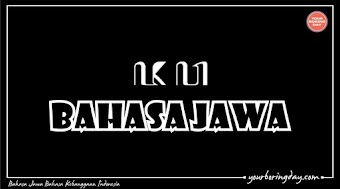 Bahasa Jawa Bahasa Kebanggaan Indonesia