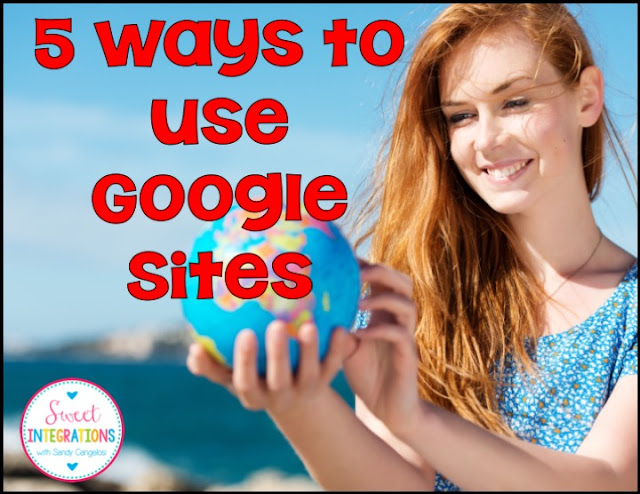 5 Ways to Use Google Sites