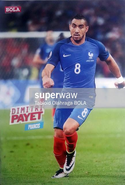 Dimitri Payet France