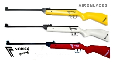 Camuflajear un rifle