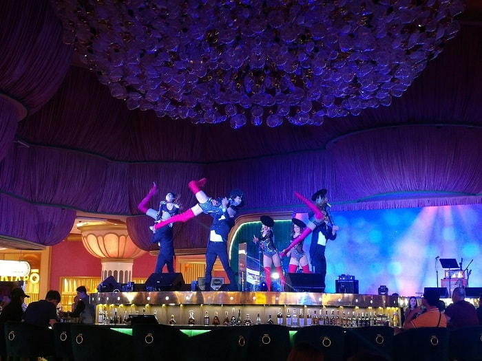 Coral Lounge at Okada Manila