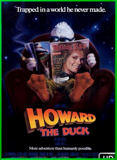 Howard El Pato 1986 | DVDRip Latino HD GDrive 1 Link