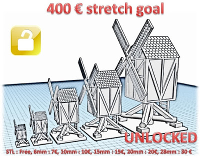 £400 Stretch Goal