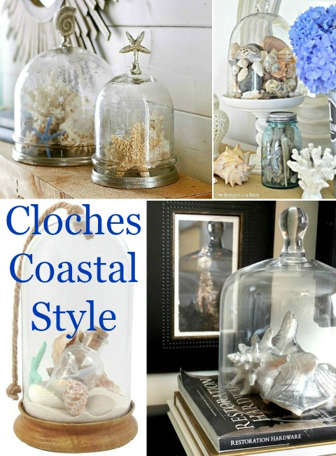 Glass Cloche Decor Ideas