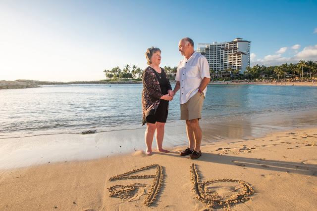 Disney Aulani Anniversary Photography in Oahu, Hawaii