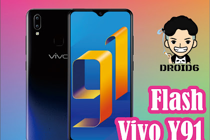Cara Flash Vivo Y91 Tanpa PC