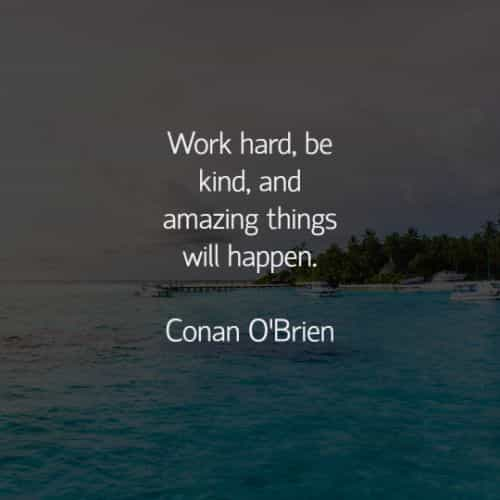 Hard work quotes and inspirational hard work sayings