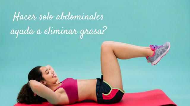 elimina grasa abdominal