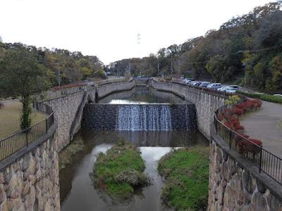 天野川トンネル入口周辺