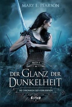 Bücherblog. Rezension. Buchcover. Der Glanz der Dunkelheit (Band 4) von Mary E. Pearson. Jugendbuch. Fantasy. one.