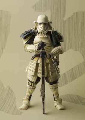 San Diego Comic-Con 2016 Exclusive Star Wars Teppou Ashigaru Sandtrooper Meisho Movie Realization Action Figure