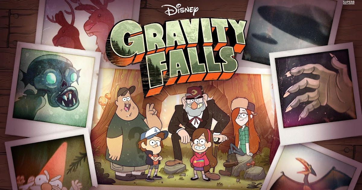 Gravity Falls Wallpaper Hd Gravity Falls Wallpaper Full Hd En Fondos 1080