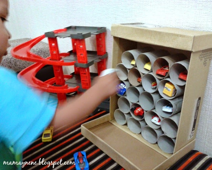 PARKING-TUBOSDECARTON-DIY-TOILETPAPERTUBE