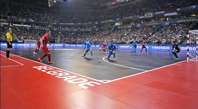 Peraturan Futsal Terbaru