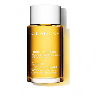 CLARINS CONTOUR BODY TREATMENT OIL REVIEW