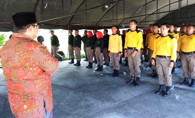 Pol PP Diminta Terus Tingkatkan Sikap  Disiplin