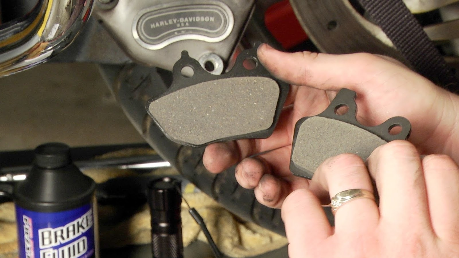 New Sintered Brake Pads Making Grinding Noise: Causes and