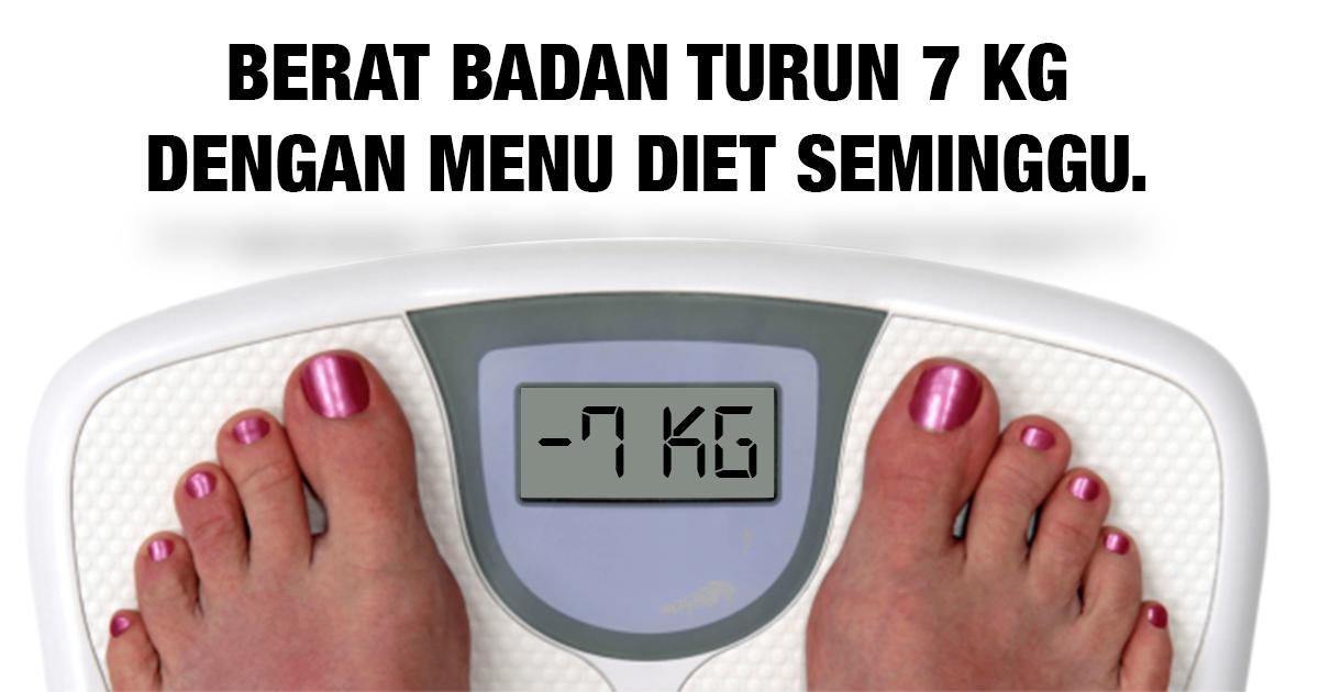1000 kalori = berapa kg?