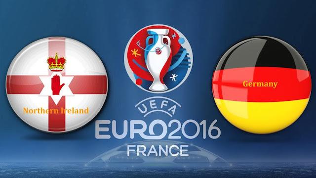 Alemanha x Irlanda do Norte - Euro 2016 - Prognóstico, Horário e TV