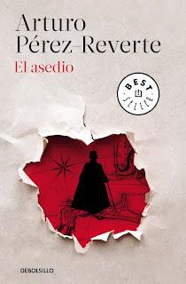 Reseña: El Asedio, de Arturo Pérez-Reverte