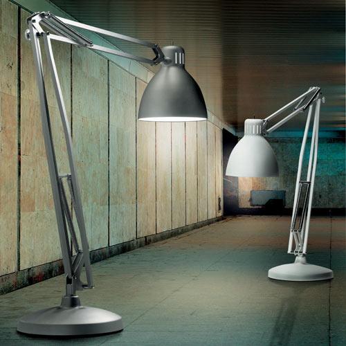 XL Luxo Jr. Pixar Style Floor Lamp   modern design by ...