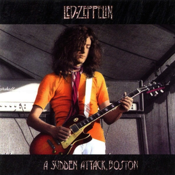 1969 - Led Zeppelin - A Sudden Attack - Boston