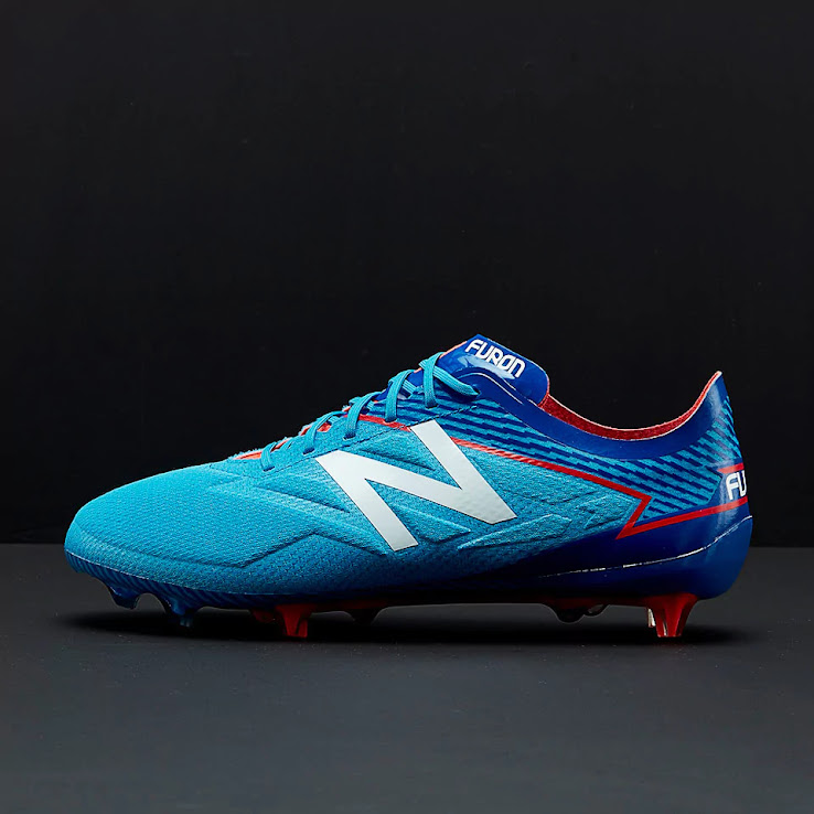 109cb6ae0 Bolt Blue New Balance Furon   Visaro 2017-18 Boots Released - cheap ...