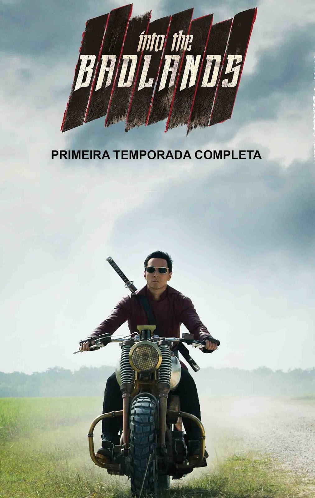 Into the Badlands 1ª Temporada Torrent - Blu-ray Rip 1080p Legendado (2015)