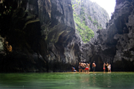Secret Lagoon El Nido