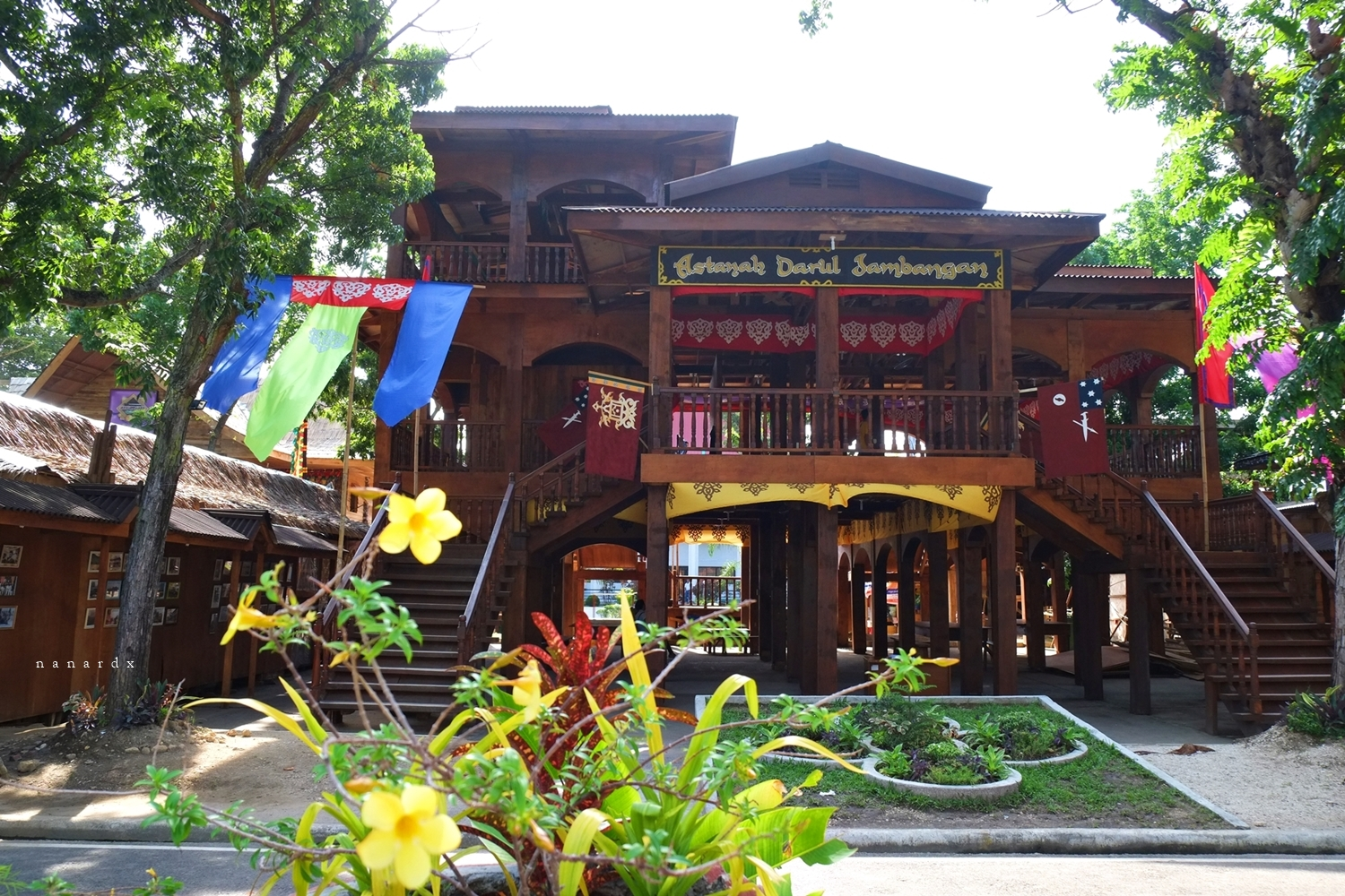 ARMM Cultural Villages celebrates rich culture, history of Muslim Mindanao
