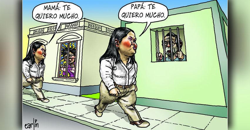 Carlincaturas Domingo 23 Julio 2017 - La República