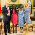 Ivanka Trump celebrates her meeting with two Chibok Schoolgirls at the White House (Photos)