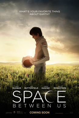Movie review: The Space Between Us