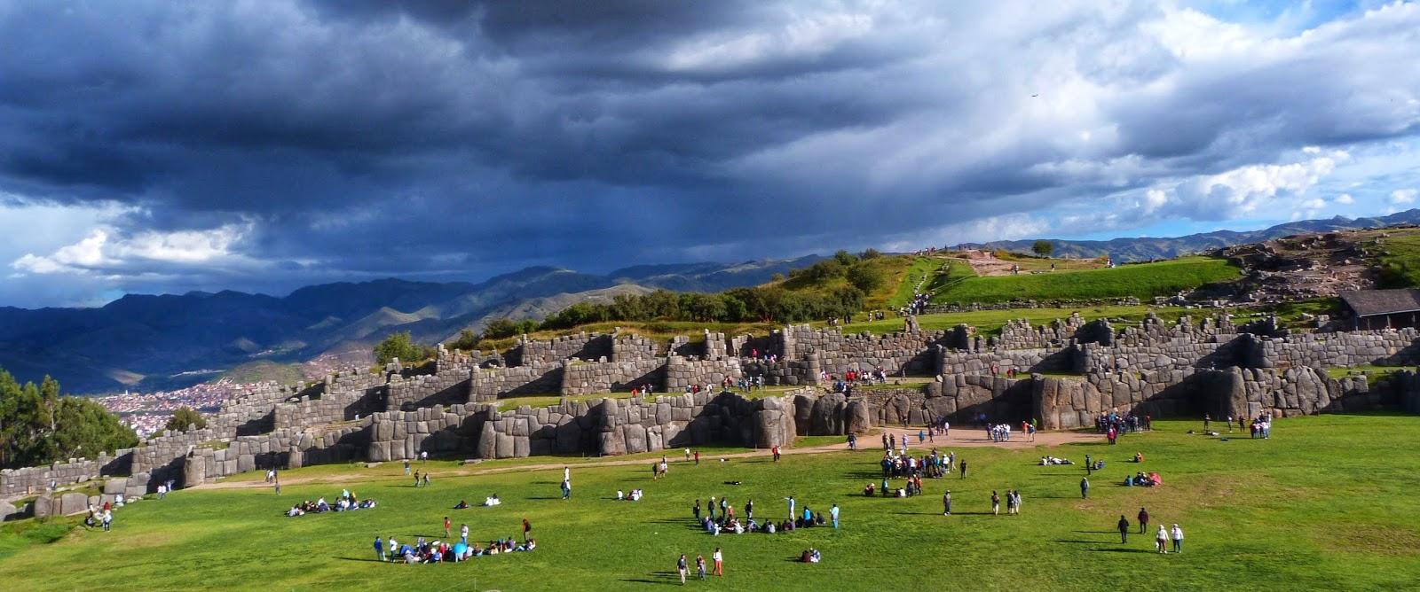 Resultado de imagen de sacsayhuaman cusco