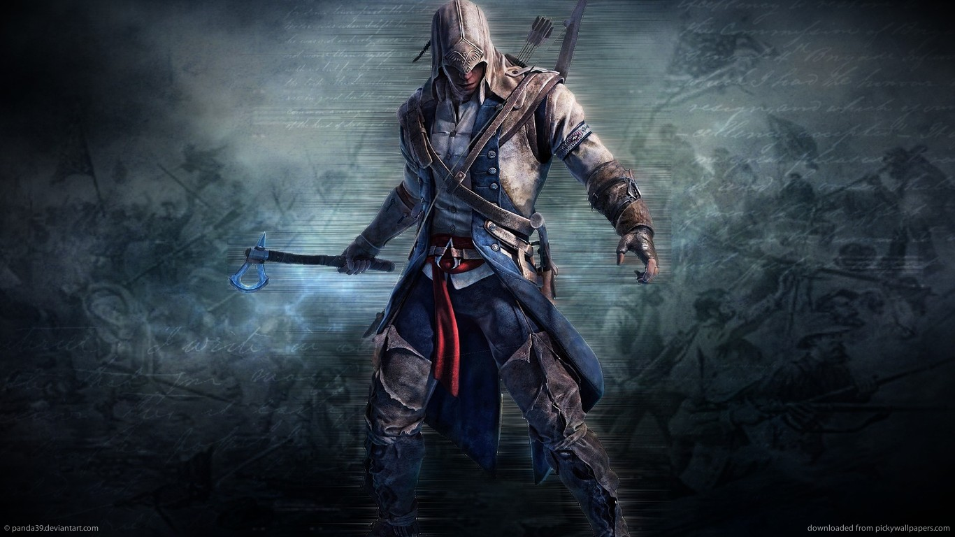 GaminGeneration: Assassins creed 1366x768 HD Wallpapers