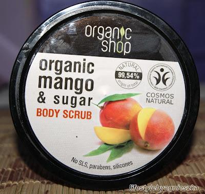 Recenzja: Peeling Mango z Organic Shop