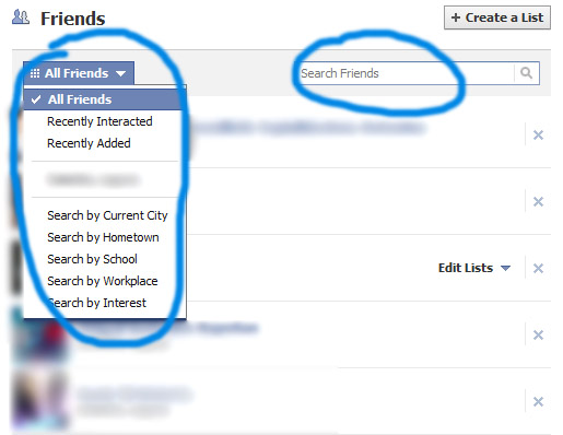 How to Delete Unknown Facebook Friends | Angelo Wagan - Blog Anything
