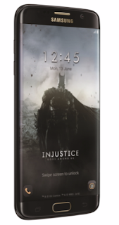 Samsung Galaxy Note 7 Injustice Edition