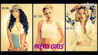 ♫Miley Cyrus, Iggy Azalea, Nicki Minaj - Pretty Girls Mp3