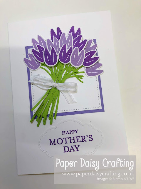 Beautiful Bouquet Stampin Up!