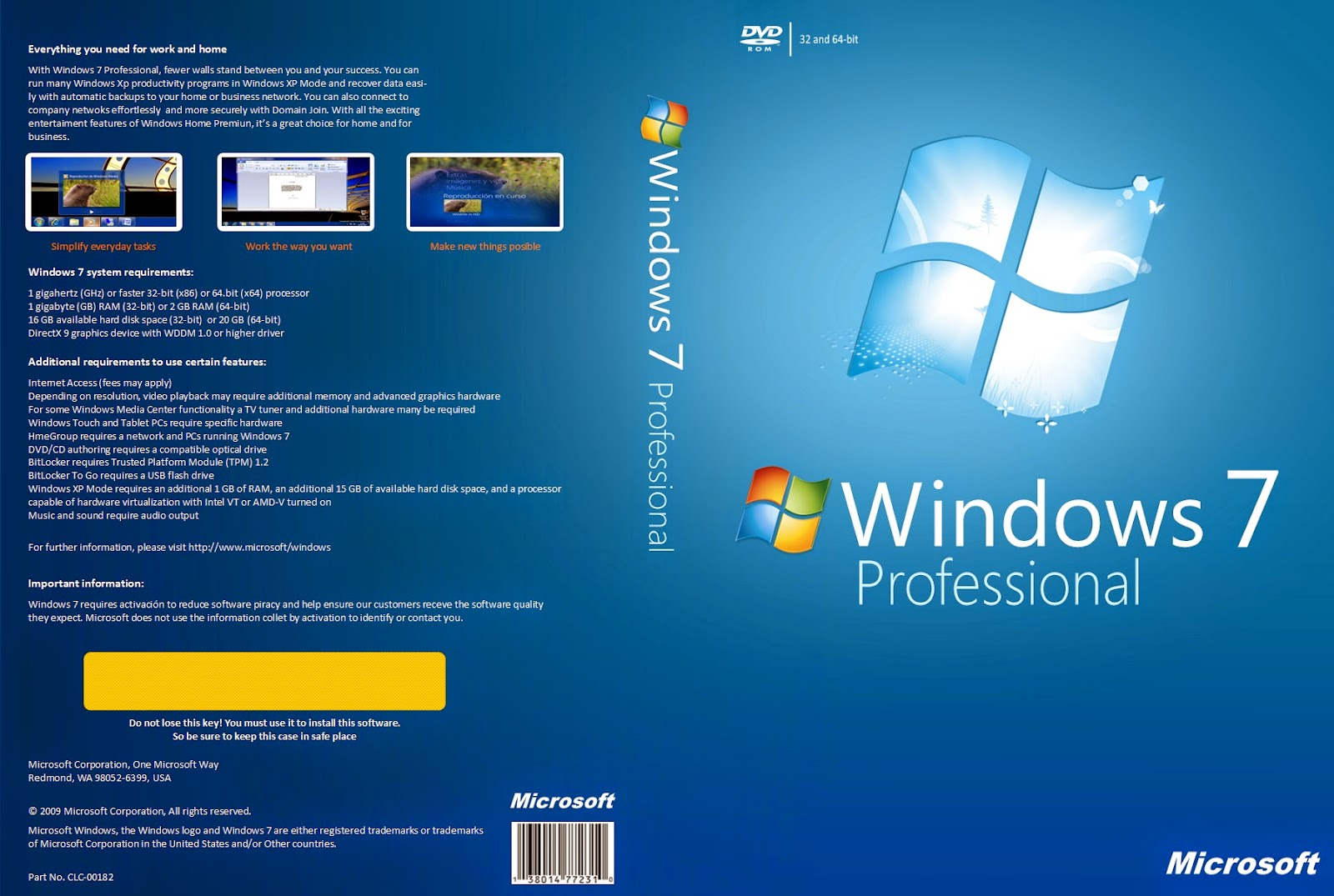 windows 7 professional 32 bit iso file