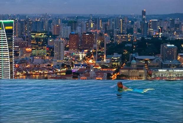 Marina Bay Sands Hotel and Casino – Singapore